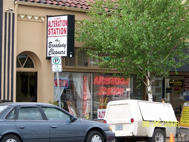 A 1 Alteration Station - Portland, OR