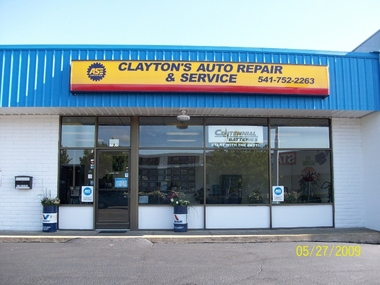 Claytons Auto Repair Service - Corvallis, OR