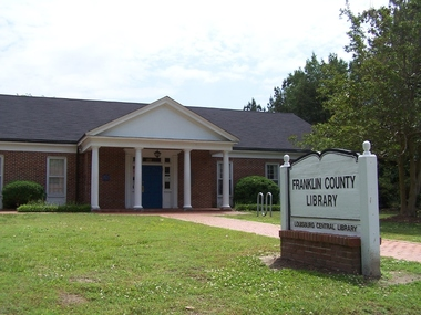 Franklin County Library - Louisburg, NC