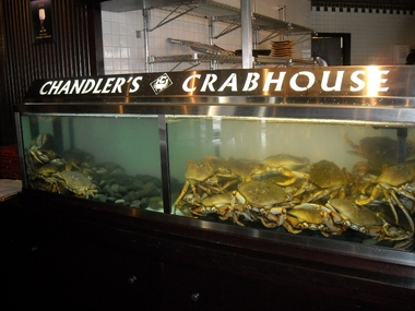 Chandler's Crabhouse - Seattle, WA