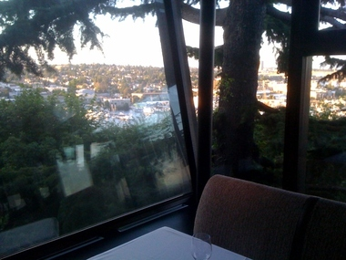Canlis Restaurant - Seattle, WA