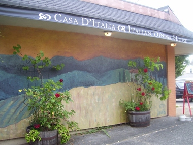 Casa D'Italia - Italian Dinner House - Seattle, WA