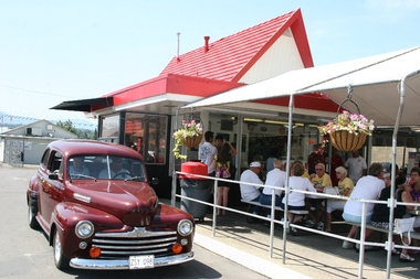 Jimmy's Classic Drive-In - Grants Pass, OR