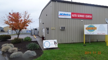 Auto Service Ctr - Eugene, OR