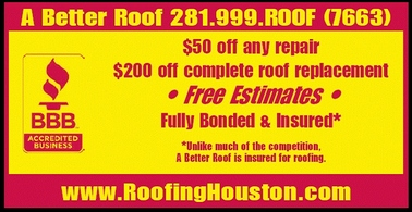 A Better Roof Llc - Houston, TX