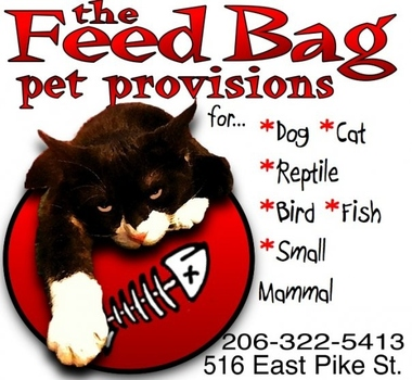 The Feed Bag Pet Provisions - Seattle, WA