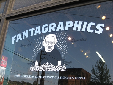 Fantagraphics Bookstore - Seattle, WA