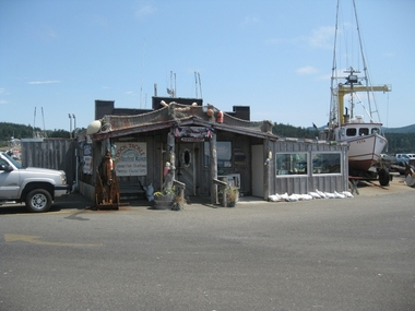 Griff's On The Dock - Port Orford, OR