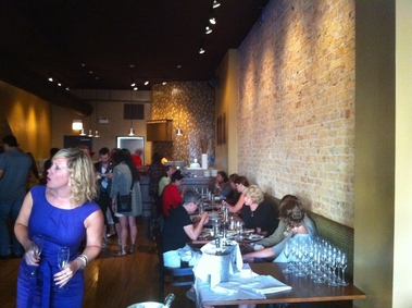Sono Wood Fired - Chicago, IL