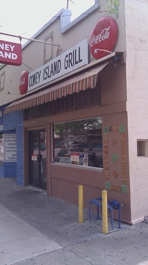 Coney Island Sandwich Shop Ofc - St. Petersburg, FL