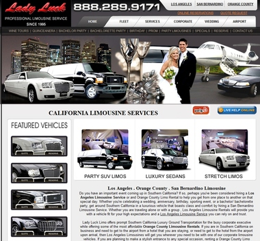 Lady Luck Limo