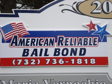 American Reliable Bail Bonds - Toms River, NJ
