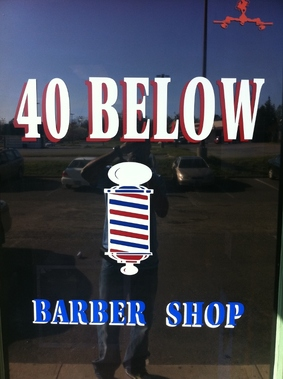 40 Below Barber Shop - Durham, NC