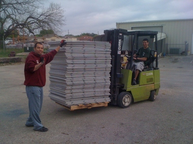 Hitzfelder Moving - New Braunfels, TX