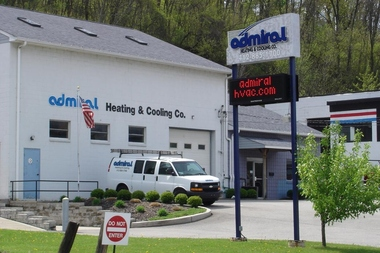 Admiral Heating & Cooling - Pittsburgh, PA