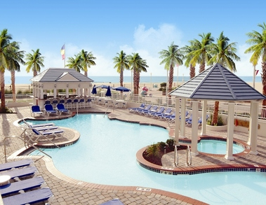 Sheraton Virginia Beach Oceanfront Hotel - Virginia Beach, VA
