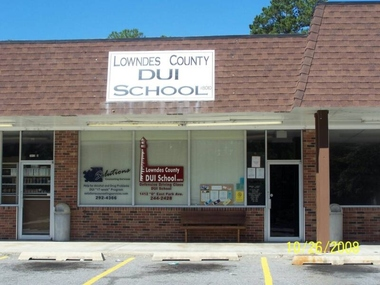 Lowndes County Dui School
