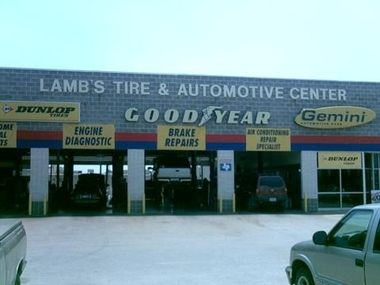Lamb's Tire & Automotive Ctr - Austin, TX