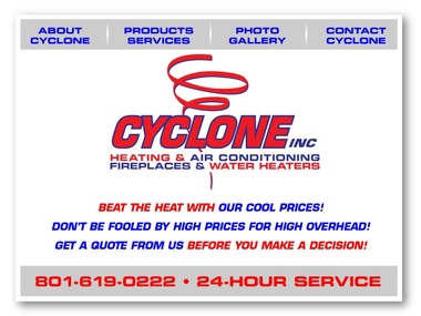 Cyclone Heating & Air Conditioning - Salt Lake City, UT