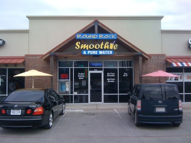 Round Rock Smoothies & Purified Water - Round Rock, TX