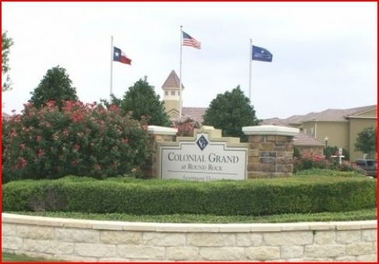 Colonial Grand At Round Rock - Round Rock, TX