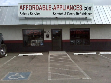 Affordable Appliances LLC - Austin, TX