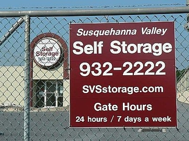 Susquehanna Valley Self Strg - Lewisberry, PA