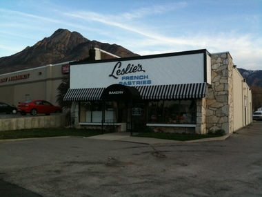 Leslie's French Pastries - Salt Lake City, UT