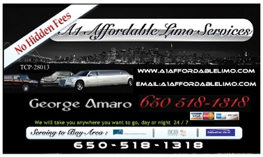 A1 Affordable Limo Services - Menlo Park, CA