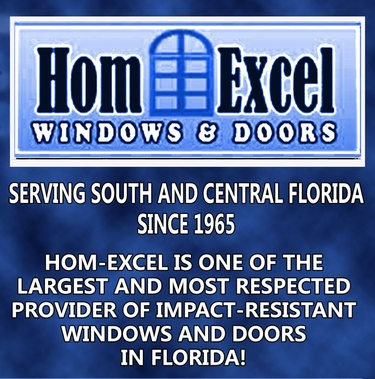 Hom-Excel Windows and Doors - Clearwater, FL