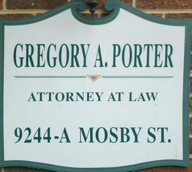 Gregory A Porter Law Office