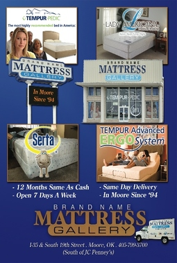 Oklahoma Mattress pany Inc in Oklahoma City OK