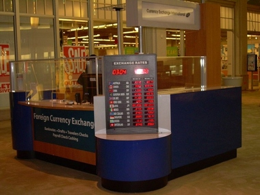 Currency Exchange International - Woodbridge, VA