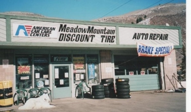 Meadow Mountain Discount Tires - Beaver Creek, CO