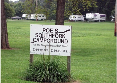 Poe's Southfork Campgrounds - Front Royal, VA