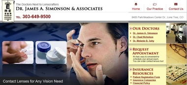Dr. James A. Simonson & Associates - Littleton, CO