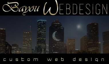 Bayou Webdesigns - Golden Meadow, LA
