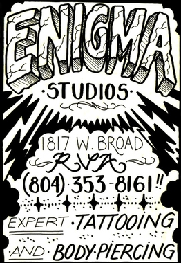 Enigma Studios - Richmond, VA