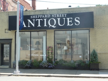 Sheppard Street Antiques - Richmond, VA