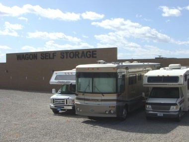 A Wagon Self Storage - Santa Fe, NM