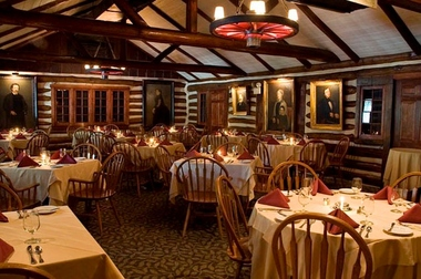 Log Cabin Restaurant - Leola, PA