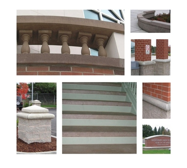 Custom Precast - Battle Ground, WA