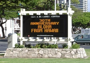 Signs Hawaii - Honolulu, HI