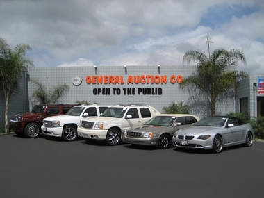 General Auction Co
