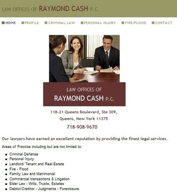 Raymond Cash Law Office Pc - Forest Hills, NY