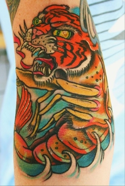 Empire tattoo asheville nc for Best tattoo artist in asheville nc
