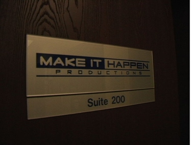 Make It Happen Production - Sherman Oaks, CA