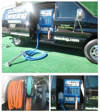 Coast To Coast Carpet Cleaning - San Diego, CA