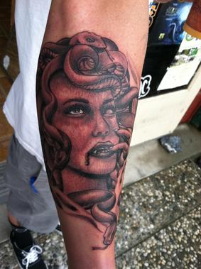 S.t. Tattoo Studio - Venice, CA