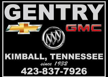 Gentry Chevrolet Buick - South Pittsburg, TN
